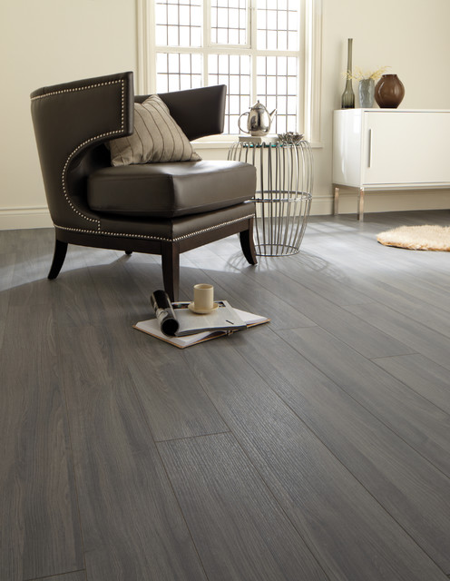 Laminat Modern Laminate Flooring - Modern - Living Room - Toronto - By