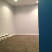 Color dilemma! Greenish gray carpet.