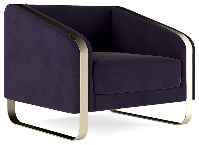 Boheme Contemporary Armchairs And Accent Chairs By