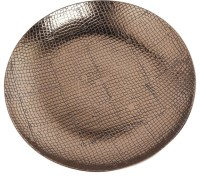 Ceramic Textured Decorative Plate Charger - Contemporary ...