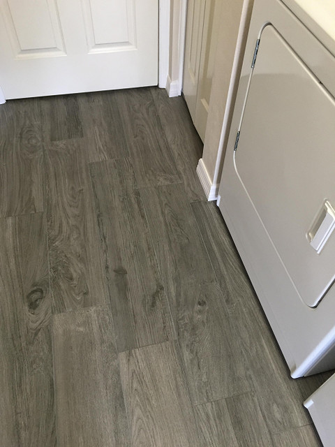 """Porcelain Plank """"Wood Look"""" Tile Installations in Tampa"""