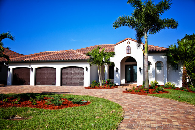 Spanish Style Home - Modern - Exterior - Other