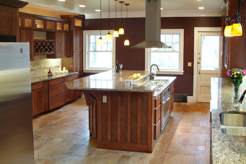 Transform Your Kitchen Cabinets Cabinets-kraftmaid? Stain Color?