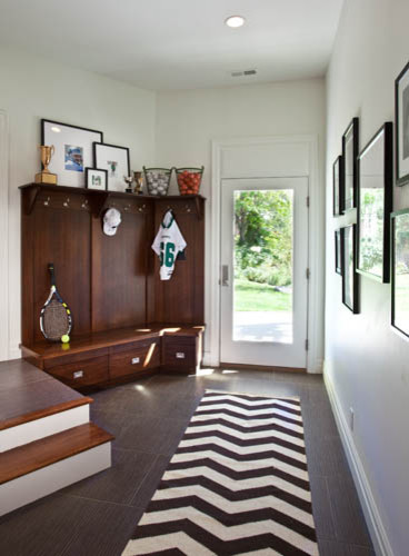 Interior Design Salt Lake City Mud Room - Modern - Entry - Salt Lake City - By Kristin Rocke