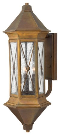 Hinkley Lighting 2298SN Extra Large Wall Outdoor - Outdoor ...