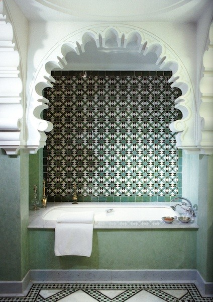 Mexican Bathroom Moroccan Bathroom