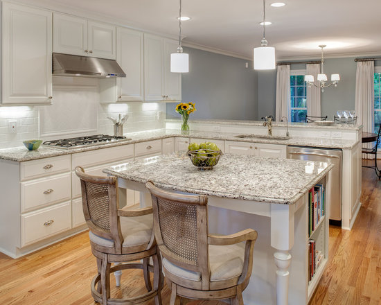 transitional shaped kitchen design photos granite inspiration small transitional shaped kitchen remodel