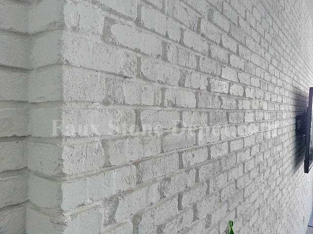 Cheap 3d Brick Wallpaper Faux Brick Panels Contemporary Miami By Faux Stone Depot