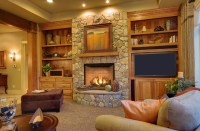 Town & Country - Traditional - Living Room - Sacramento ...