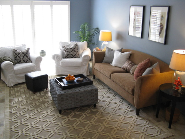 Casual Living Room - casual living rooms
