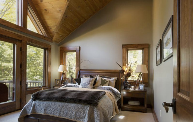 Ralph Lauren Inspired Bedroom