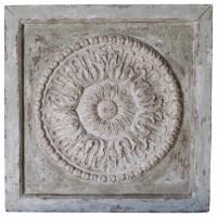 Soleo Medallion Wall Plaque transitional-wall-decor