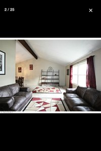 Split Level Living Room Furniture Arrangement - Split ...