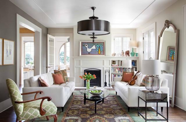 Italian-style Living Room Furniture Houzz - houzz living room furniture