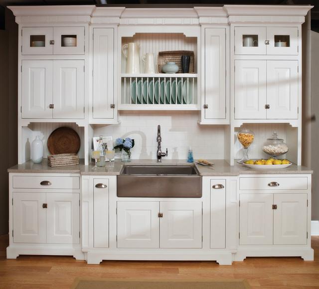 Small Beach House Kitchen - Beach Style - Kitchen - Nashville - By