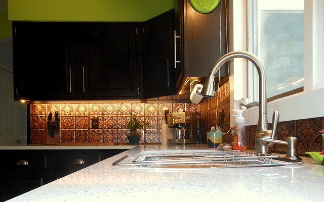 tin backsplash kitchen backsplashes contemporary kitchen tampa kitchen backsplash contemporary kitchen metro
