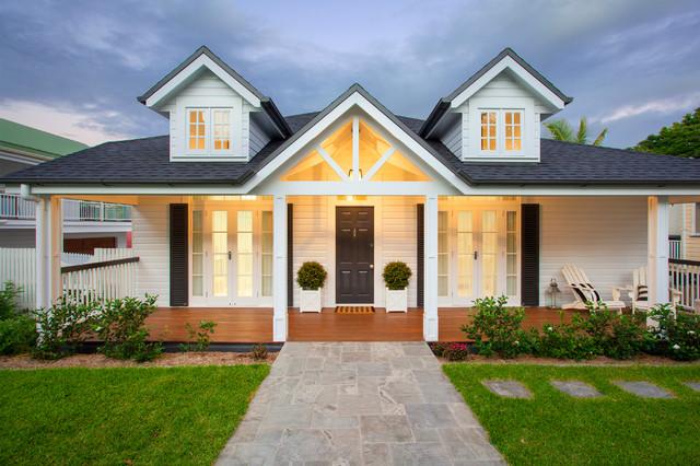 Modern Queenslander Home Designs