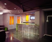 Corrugated Metal Wainscoting Home Design Ideas, Pictures ...