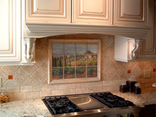 marble tile mural italian kitchen backsplash mediterranean kitchen ceramic tile mural kitchen tiles