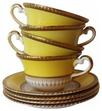 Teacups and Saucers - Modern - Teacups - New York - by Omero