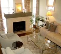 Serene living room - Contemporary - Living Room - Calgary ...