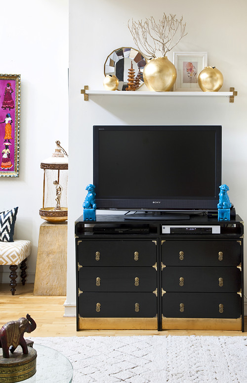 10 Clever Ikea Furniture Hacks - living room chest