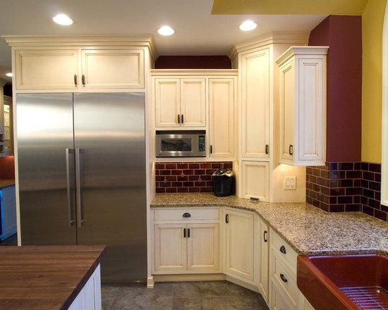 countertop kitchen design ideas remodels photos red backsplash awesome kitchen backsplash ideas decoholic
