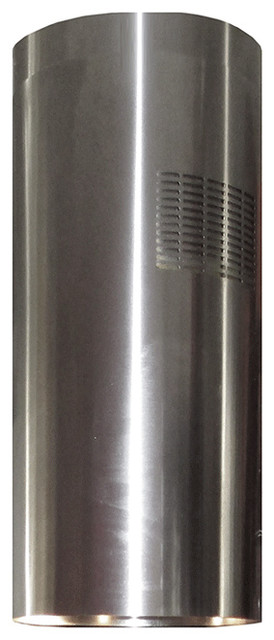 Kitchen Island Clearance Sale Island Range Hood Stainless Steel Round Chimney