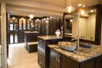 Upscale master bathroom suite - Contemporary - Bathroom ...