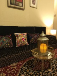 Majlis - Modern Arabian seating