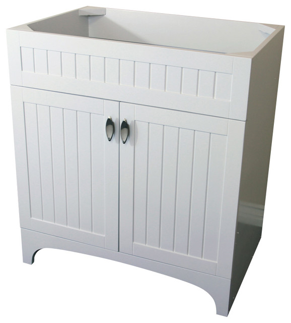 32quot Single Sink Vanity Espresso Cabinet Only Farmhouse