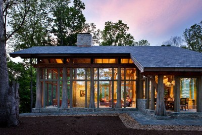Tree House - Rustic - Exterior - Nashville - by Norris ...