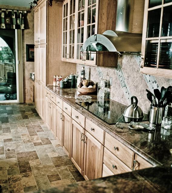 custom tile floor backsplash rustic kitchen rustic kitchen backsplash tile