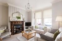 Edwardian York Terrace - Traditional - Living Room ...