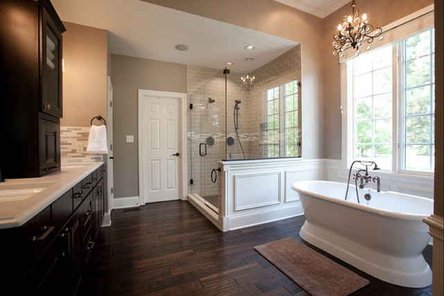 Fishers Master Bath Traditional Bathroom Indianapolis By Revive Urban