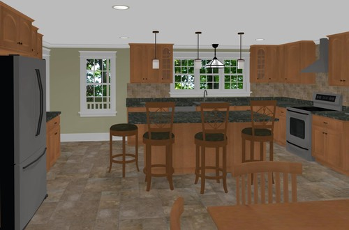 Please help me design my kitchen lighting - design my kitchen