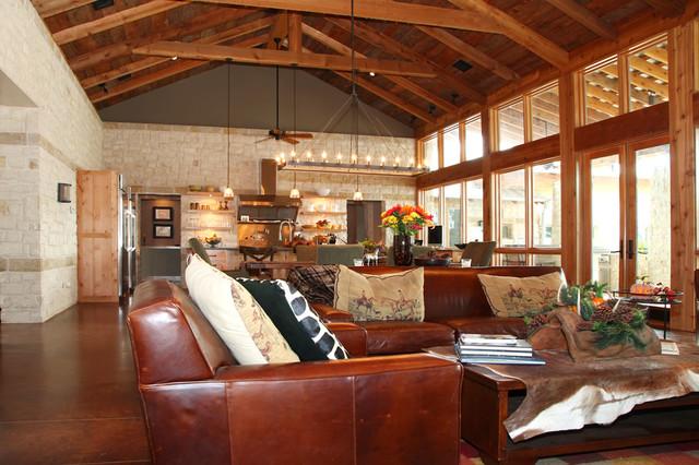 Open Concept Living Room - open concept living room
