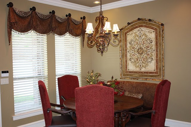 Standard Kitchen Table Top Height Wall Art - Traditional - Dining Room - San Diego - By Luxe
