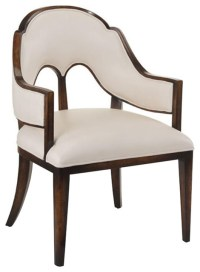 John Richard Leather Butterfly Chair AMF-1216V18-WHTE-AS ...