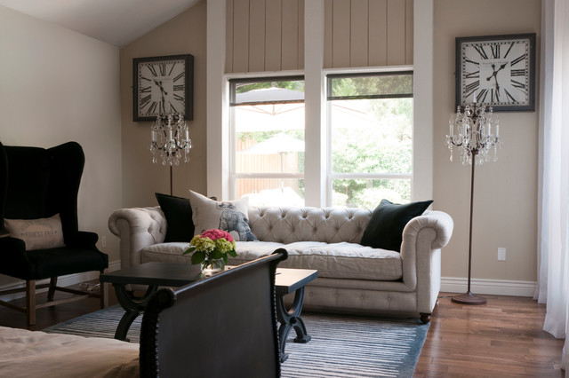My Houzz Gurfinkel - Transitional - Living Room - Dallas - by - houzz living room furniture