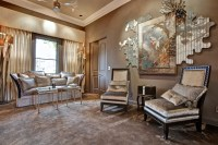 Townhome - Transitional - Living Room - Dallas - by Laine ...