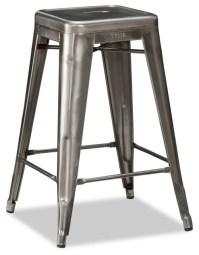 Tolix Bar Stool - Modern - Bar Stools And Counter Stools ...