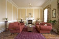 16th/18th Century House, Devon - Traditional - Living Room ...