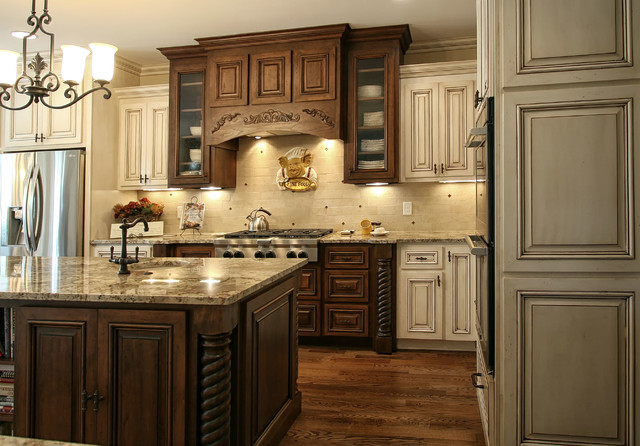 Charlotte Interior Designers French Country - Modern - Kitchen - Charlotte - By Walker