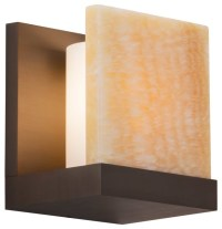 Corbel Onyx Wall Sconce - Modern - Wall Sconces - by ...