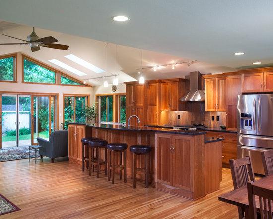 traditional galley kitchen design photos light hardwood small traditional galley eat kitchen design photos medium