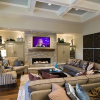 Cozy Greatroom - Traditional - Family Room - Portland - by ...