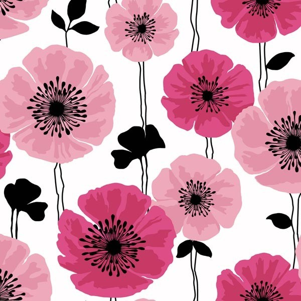 3d Peel And Stick Brick Wallpaper Brewster Home Fashions Darcy Magenta Modern Floral