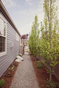 Narrow Side Yard Design - Modern - Garden - Other - by ...