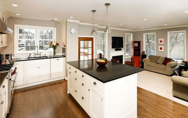 Timeless Design - Traditional - Kitchen - DC Metro - by Erin Hoopes - timeless kitchen design